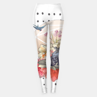 Miniatur ANIMAL PYRAMID Leggings, Live Heroes