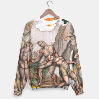Thumbnail image of JUDGMENT MAJOR ARCANA Sweater, Live Heroes