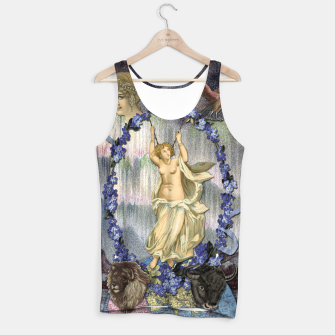 Thumbnail image of THE WORLD MAJOR ARCANA Tank Top, Live Heroes