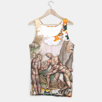 Thumbnail image of JUDGMENT MAJOR ARCANA Tank Top, Live Heroes