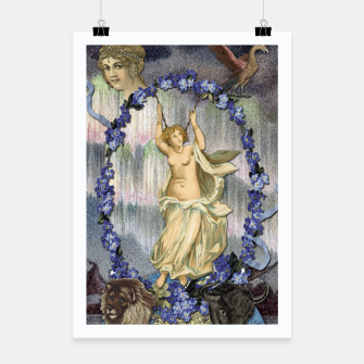 Thumbnail image of THE WORLD MAJOR ARCANA Poster, Live Heroes