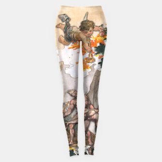 Miniatur JUDGMENT MAJOR ARCANA Leggings, Live Heroes
