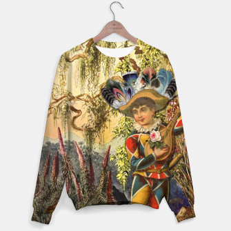 Miniature de image de THE FOOL TAROT CARD Sweater, Live Heroes