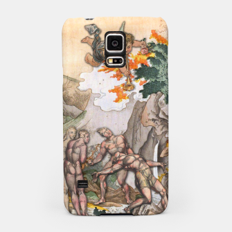 Thumbnail image of JUDGMENT MAJOR ARCANA Samsung Case, Live Heroes