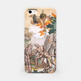 Thumbnail image of JUDGMENT MAJOR ARCANA iPhone Case, Live Heroes
