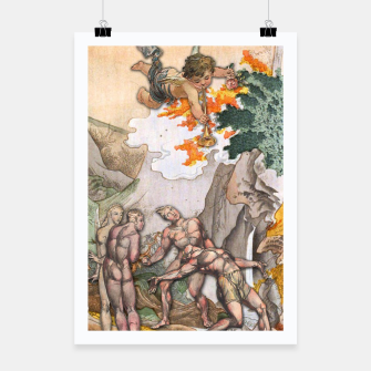 Thumbnail image of JUDGMENT MAJOR ARCANA Poster, Live Heroes