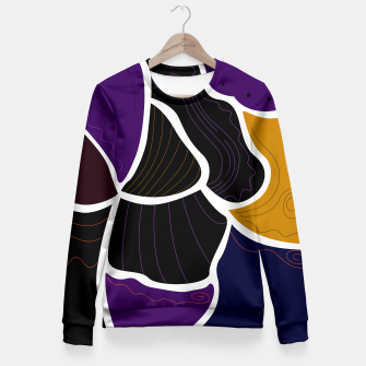 Thumbnail image of Designers Sweater : MOROCCO SAND WAVES, Live Heroes