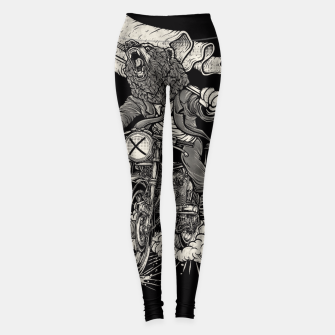 Thumbnail image of Winya No. 91 Leggings, Live Heroes