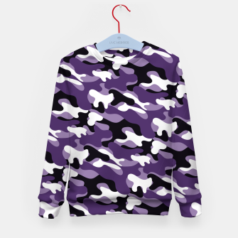 Thumbnail image of lilalo Kid's Sweater, Live Heroes