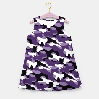 Thumbnail image of lilalo Girl's Summer Dress, Live Heroes
