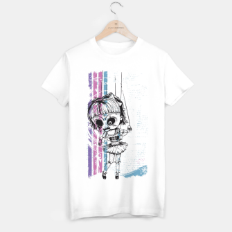 Thumbnail image of Puppet T-shirt, Live Heroes