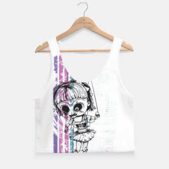 Thumbnail image of Puppet Crop Top, Live Heroes