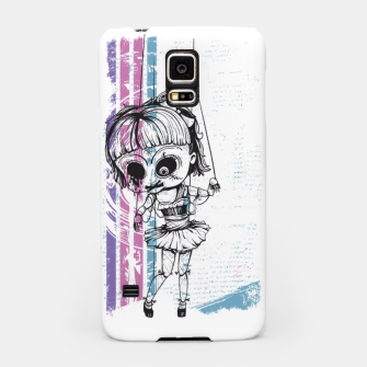 Thumbnail image of Puppet Samsung Case, Live Heroes
