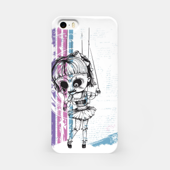 Thumbnail image of Puppet iPhone Case, Live Heroes