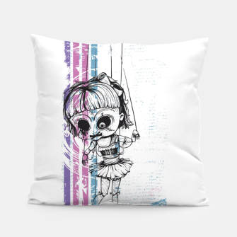 Thumbnail image of Puppet Pillow, Live Heroes