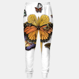 Thumbnail image of BUTTERFLIES ICE CREAM  Sweatpants, Live Heroes