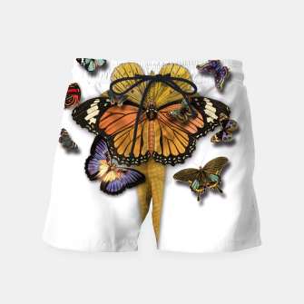 Thumbnail image of BUTTERFLIES ICE CREAM  Swim Shorts, Live Heroes