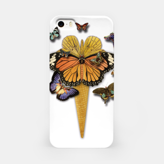 Thumbnail image of BUTTERFLIES ICE CREAM  iPhone Case, Live Heroes