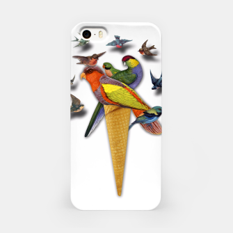 Thumbnail image of BIRDS ICE CREAM  iPhone Case, Live Heroes