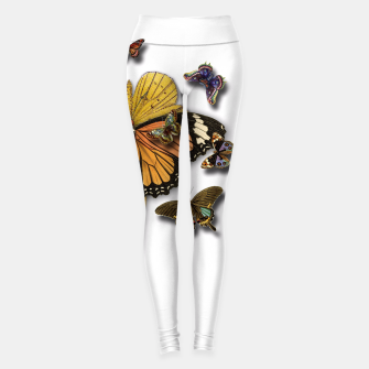Thumbnail image of BUTTERFLIES ICE CREAM  Leggings, Live Heroes