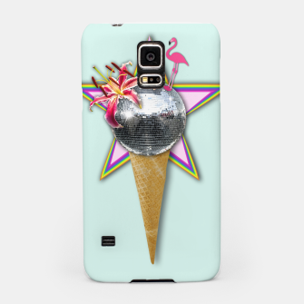 Thumbnail image of DISCO ICE CREAM Samsung Case, Live Heroes