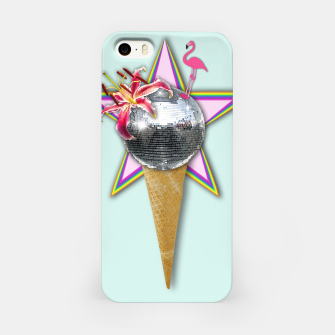 Thumbnail image of DISCO ICE CREAM iPhone Case, Live Heroes