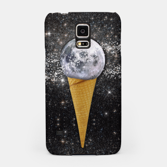 Thumbnail image of MOON ICE CREAM Samsung Case, Live Heroes