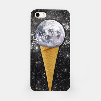 Thumbnail image of MOON ICE CREAM iPhone Case, Live Heroes