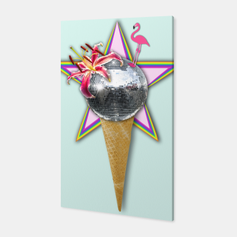 Thumbnail image of DISCO ICE CREAM Canvas, Live Heroes