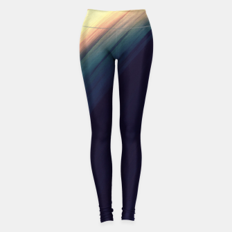 Thumbnail image of Excursion through time Leggings, Live Heroes