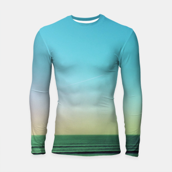 Thumbnail image of Winter blues Longsleeve Rashguard , Live Heroes
