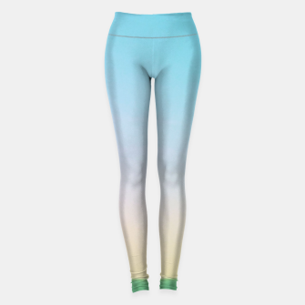 Thumbnail image of Winter blues Leggings, Live Heroes