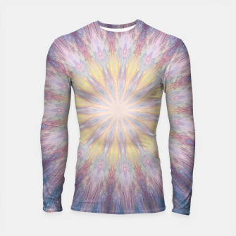 Thumbnail image of Journey through the wormhole Longsleeve Rashguard , Live Heroes
