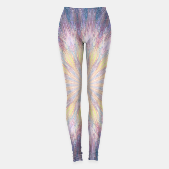 Thumbnail image of Journey through the wormhole Leggings, Live Heroes