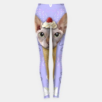 Thumbnail image of SPHYNX ICE CREAM Leggings, Live Heroes