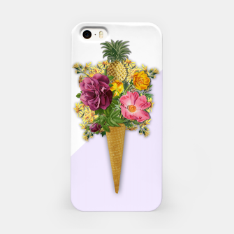 Thumbnail image of PINNEAPLE ICE CREAM  iPhone Case, Live Heroes