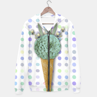 Thumbnail image of SUCCULENT ICE CREAM Hoodie, Live Heroes