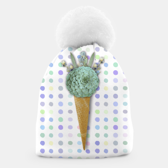 Thumbnail image of SUCCULENT ICE CREAM Beanie, Live Heroes