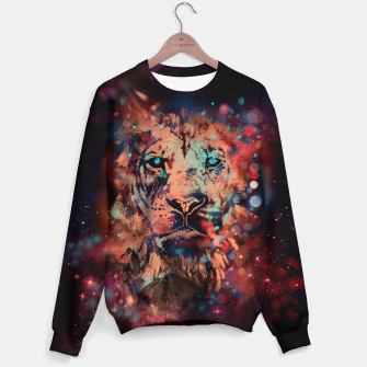 Thumbnail image of LION WHISPERER Sweater, Live Heroes