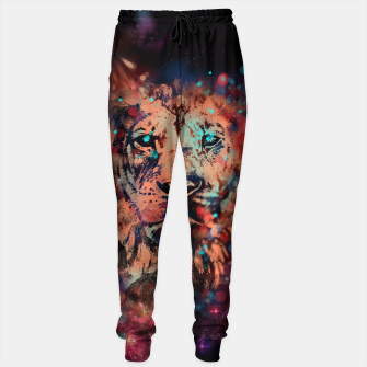 Thumbnail image of LION WHISPERER Sweatpants, Live Heroes