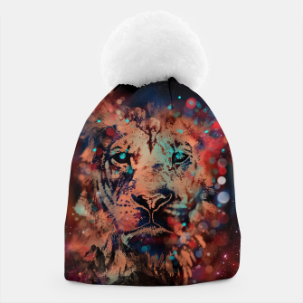 Thumbnail image of LION WHISPERER Beanie, Live Heroes