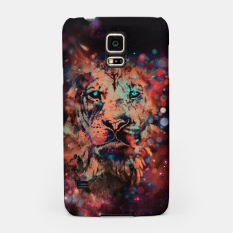 Thumbnail image of LION WHISPERER Samsung Case, Live Heroes
