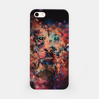 Thumbnail image of LION WHISPERER iPhone Case, Live Heroes