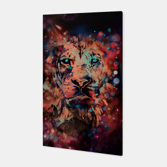 Thumbnail image of LION WHISPERER Canvas, Live Heroes