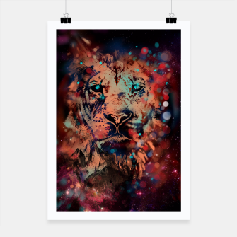 Thumbnail image of LION WHISPERER Poster, Live Heroes