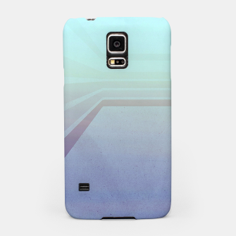 Thumbnail image of Horizontal flight (Blue edition)  Samsung Case, Live Heroes