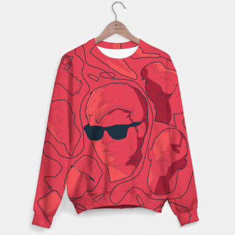 Thumbnail image of Baby Driver Sweater, Live Heroes