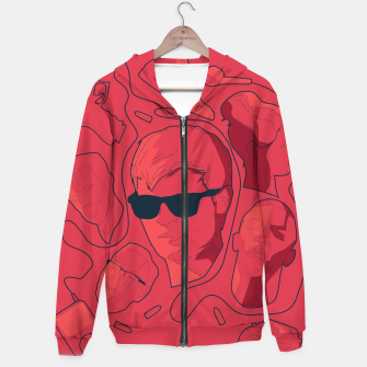 Thumbnail image of Baby Driver Hoodie, Live Heroes
