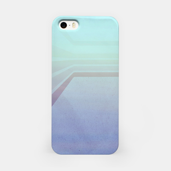 Thumbnail image of Horizontal flight (Blue edition)  iPhone Case, Live Heroes