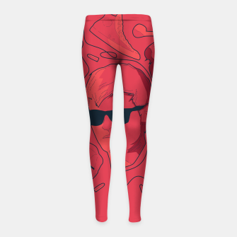 Baby Driver Girl's Leggings thumbnail image